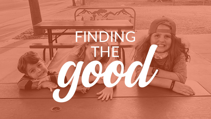 Finding the GOOD Despite a Pandemic