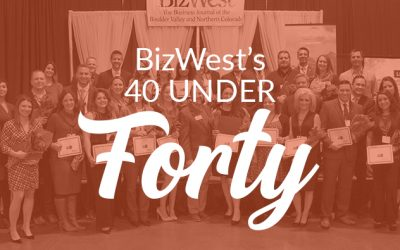 BizWest's 40 Under Forty