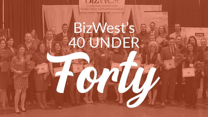 BizWest's 40 Under Forty