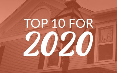 My Top 10 for 2020
