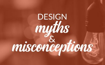 Graphic Design & Website Design Common Myths and Misconceptions
