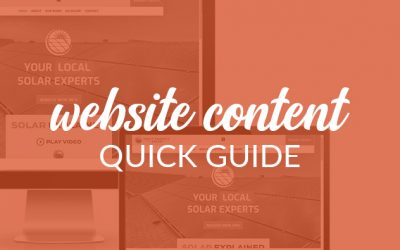 Top 5 Pages You Need for Your Website