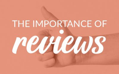 Why Are Reviews Important?