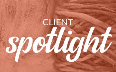 Client Spotlight: SarahB In Stitches