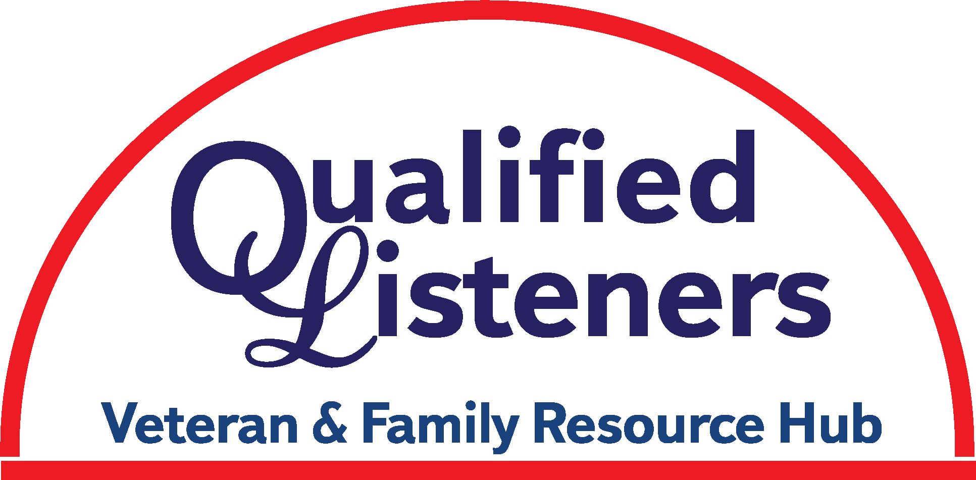 Qualified Listeners Logo Redline